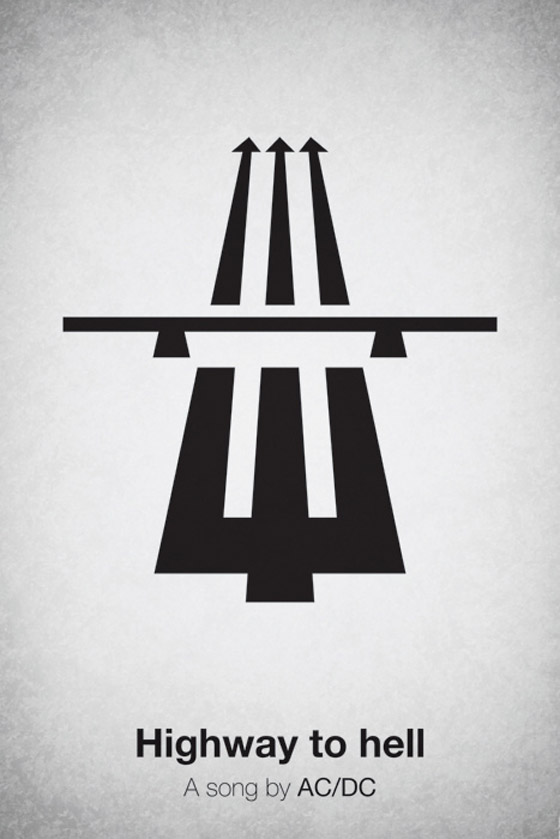 Cartaz de AC/DC - Highway to Hell