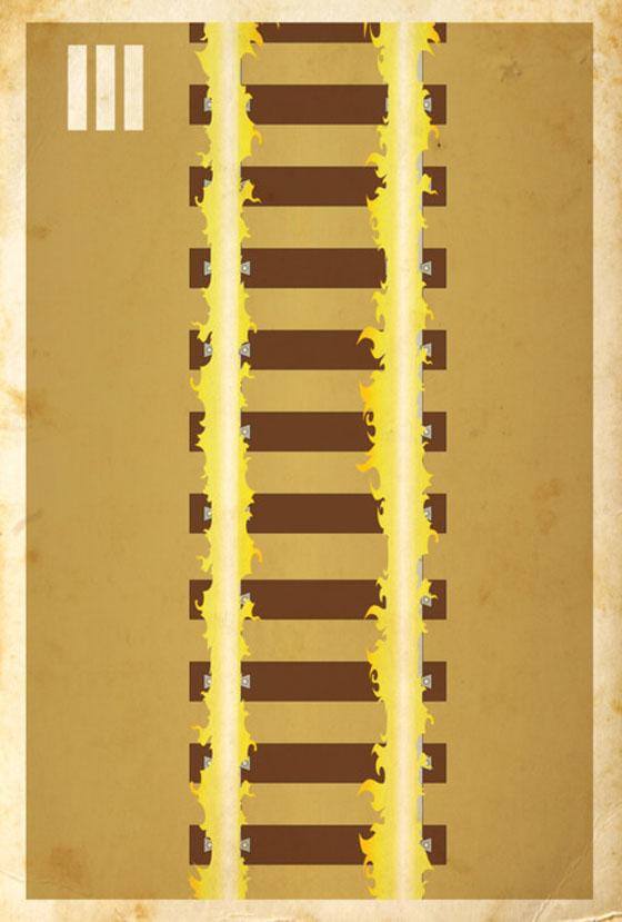 Poster sobre De Volta para o futuro III