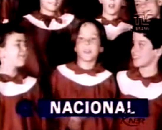 Comercial de Natal do Banco Nacional