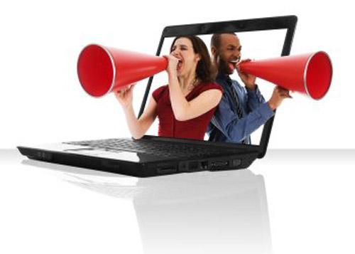 Publicidade em blogs