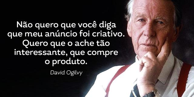 7 frases de David Ogilvy que inspiram qualquer publicitário