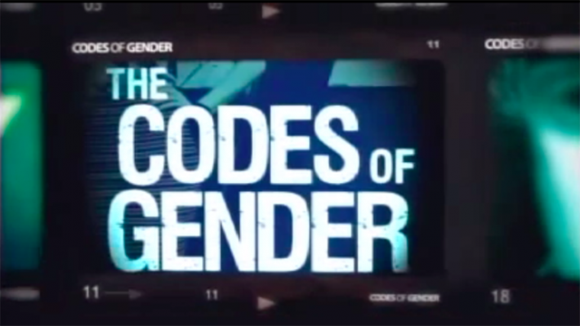 Documentário The Codes Of Gender