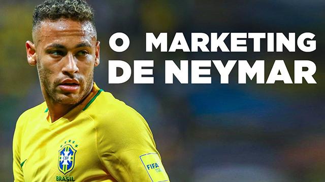 Os valores envolvidos no marketing de Neymar