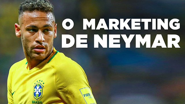 Os valores envolvidos no marketing de Neymar